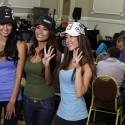 The Royal Flush Girls indicate the number of people you've never heard of at the final table.