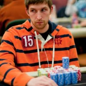 Another young online pro leads the NAPT Los Angeles...