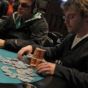 Thomas Marchese gobbles up chips on his way to his first WPT final table.