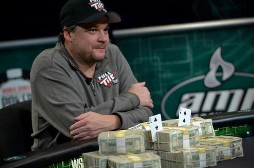 Chris bell poker