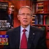 Harry Reid fought the good fight but it may not have been enough.