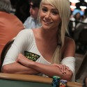We'll get to see the likes of Sara Underwood (and others) at the WSOP beginning May 31, 2011.