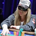 Vanessa Rousso attempts to put the final stamp on what could be the Year of the Woman(TM) in poker.