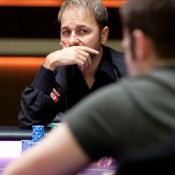 Daniel Negreanu almost sniffed out a victory in the 2011 PCA Super High Rollers event.