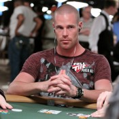 Patrik Antonius is eyeing his first major tournament title.