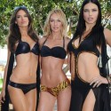 Bad idea: another super high roller event. Good idea: photo shoots with Alessandra Ambrosio, Candice Swanepoel, and Adriana Lima.