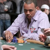 Phil Ivey was sitting around today thinking, 'How can I get people to worship me more?'