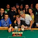Hmmmm...see if you can figure out who backs Jason Somerville from the above photo. Just guess.