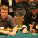 Fittingly, the 2011 WSOP Player of the Year race may be determined by Ben Lamb and Phil Hellmuth at the $50k Players Championship final table.