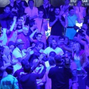 It's Vive La France at the 2011 WSOP.