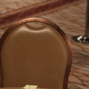 Phil Hellmuth's chair < Vinnie Vinh's chair.
