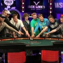 Who among the 2011 WSOP November Nine grabbed the Good for Poker title?