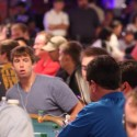 Shannon Shorr finds himself among the early 2011 WSOP Main Event big stacks on Day 1C.