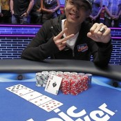 It was a big win for the poker community as Chino Rheem captured the first Epic Poker League Main Event.