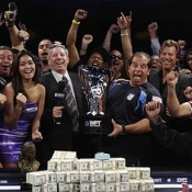 Unfortunately nobody seemed to enjoy Will Failla's first WPT victory.