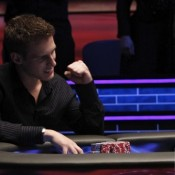 Mike McDonald fisted the final table on his way to an Epic Poker title.