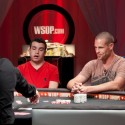 The 2011 WSOP Europe Main Event final table got a little less attractive with the elimination of Patrik Antonius in 9th place. Ok ok a lot less attractive.