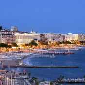 There are shittier places to have a poker tournament than Cannes, France.