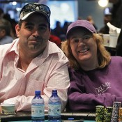 One of these two people will be a World Poker Tour champion in a few short days.