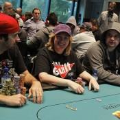 She gave it a good run, but Kathy Liebert did not win the WPT World Poker Finals.