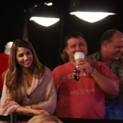 Among the burning questions at the 2011 WSOP Main Event final table: Will Badih Bounahra's wife/girlfriend/fiance/daughter/niece/etc make another GOTR appearance?