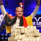 Pius Heinz is the 2011 WSOP Main Event champion.