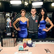 Andrey Pateychuk makes it two: an EPT and WPT title in the same year.