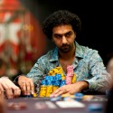 Faraz Jaka has almost lapped the field at the 2012 PCA Main Event.