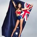 Miranda Kerr dressed as Wonder Woman is not as sexy as Phil Ivey dressed as Wonder Woman. Wait...hmmm...no not as sexy.