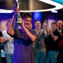 Viktor Blom treated the 2012 PCA Super High-Roller like it was durrrr's bankroll circa 2009, giving him his first major tournament score.