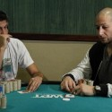 Joe Serock (left) eyes his first WPT title as Tommy Vedes (right) goes for his second.