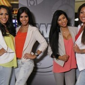 The WPT Championship added over 30 new faces on Day, not including the Royal Flush Girls.