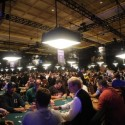 The 2012 WSOP Main Event is underway...will the tourney break 6,000 players this year?