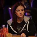 Norwegian Elisabeth Hillie is among two attractive women remaining at the 2012 WSOP Main Event.