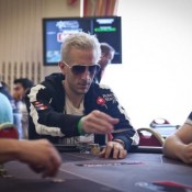 ElkY held the chip lead going into Day 2.