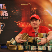 Mervin Chan: another all-timer Aussie Millions champ.