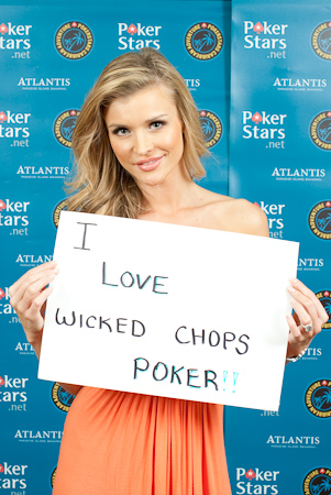 Glaring omission from the Awesome 20: Joanna Krupa