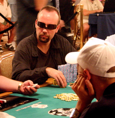 Andy Black contemplates a great theory about tournament chips in the Mega Main Part 2.