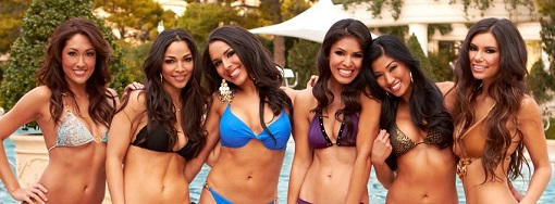 You'd likely need a bottle of Alpha8 if you spent a night with the Royal Flush Girls.