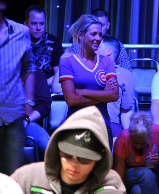When Steve Sung won his last bracelet in 2009, this is what Girls on the Rail looked like.