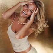 The camera loves Bar Refaeli's personality...much more so than her skill.