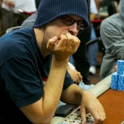 All eyes are on Phil Laak to see if he can capture his first open WPT title.