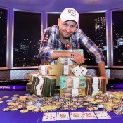 Daniel Negreanu will have to wait 6 months to defend his WSOP APAC title.