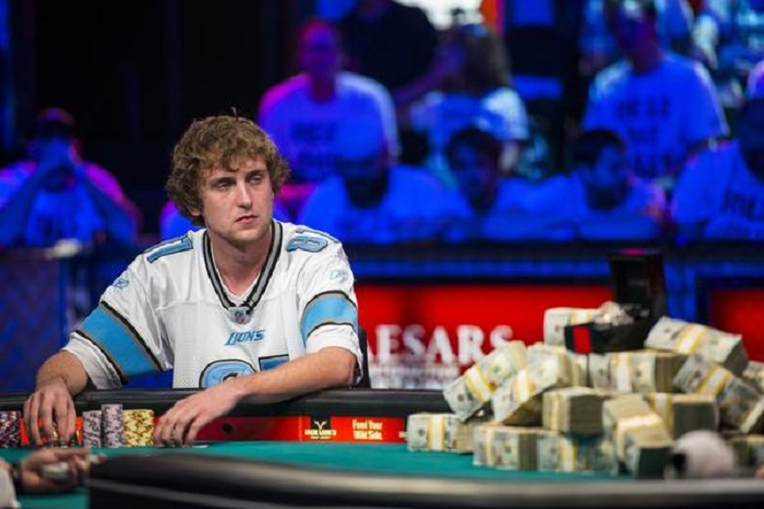 Megatron Nowitzki is the 2013 WSOP Main Event champ.