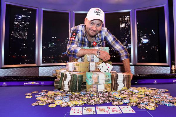 2014 was The Year of Negreanu in poker.