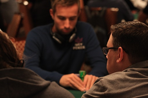 Whoever this guy is signing with Ivey Poker did not make our top stories of 2013.