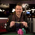 George Danzer would also win the bracelet for being the Best Hipster at the 2014 WSOP.
